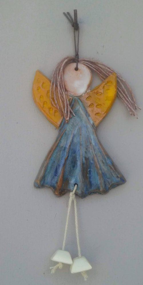 Ceramic Angel - Otro Mar Ceramics