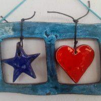 Ceramic Heart - Otro Mar Ceramics