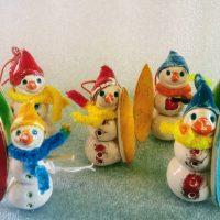 Ceramic Surfer-Snowman - Otro Mar Ceramics