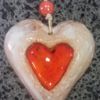 Ceramic Heart - Otro Mar Ceramics