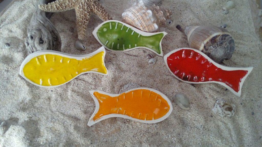 Medium Ceramic Fish - Otro Mar Ceramics