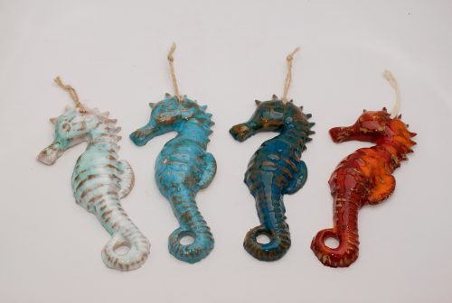 Ceramic Seahorses - Otro Mar Ceramics