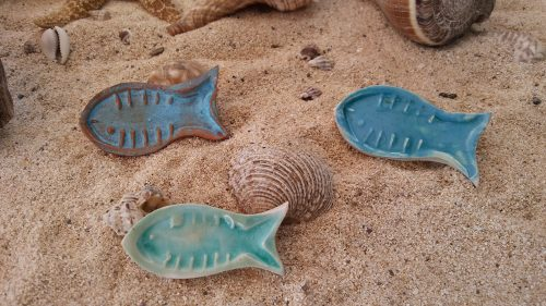 Small Ceramic Fish - Otro Mar Ceramics