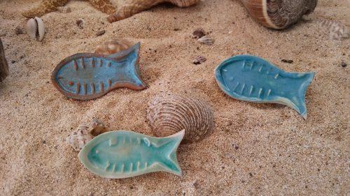 Small Ceramic Fish - Otro Mar Ceramics