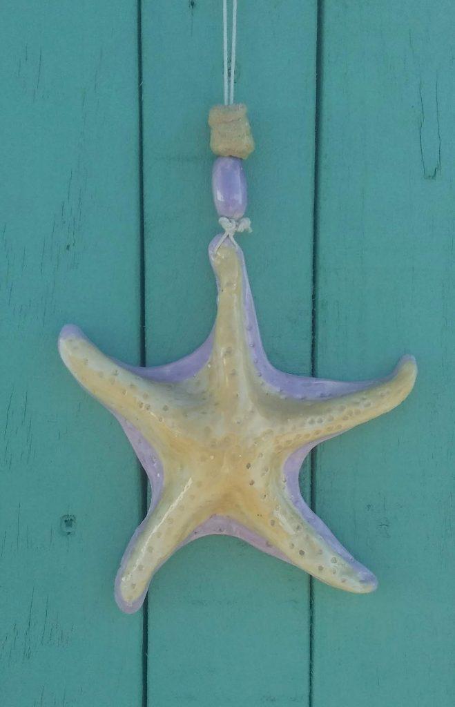 Ceramic starfish - Otro Mar Ceramics