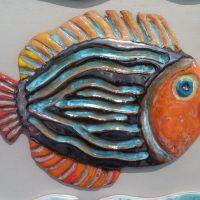 Ceramic Tropical Fish - Otro Mar Ceramics